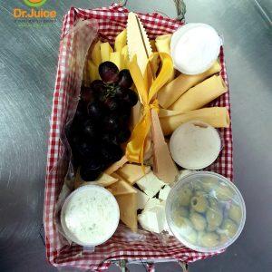 סלסלת גבינות